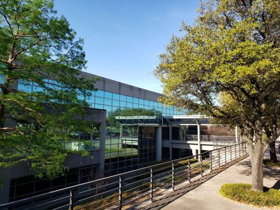 78,000 sq ft building Demo; Irving Texas; 3/19